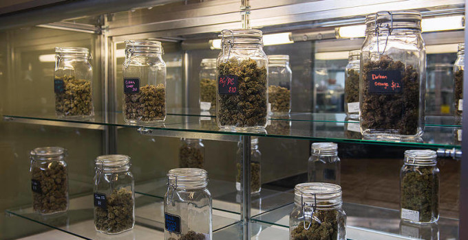 How do you open a marijuana dispensary in California?